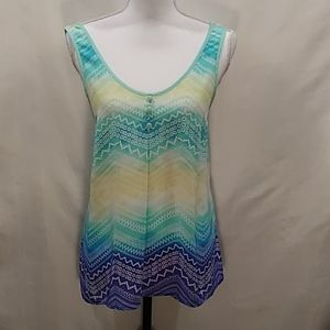 NWOT Candie's tank top with bow Size M